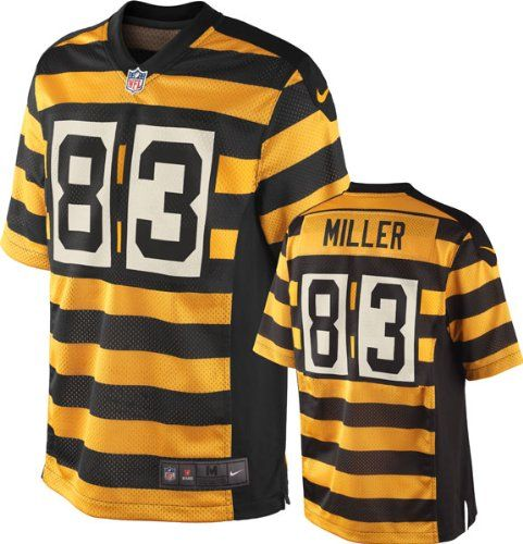 Pittsburgh Steelers Throwback Jerseys