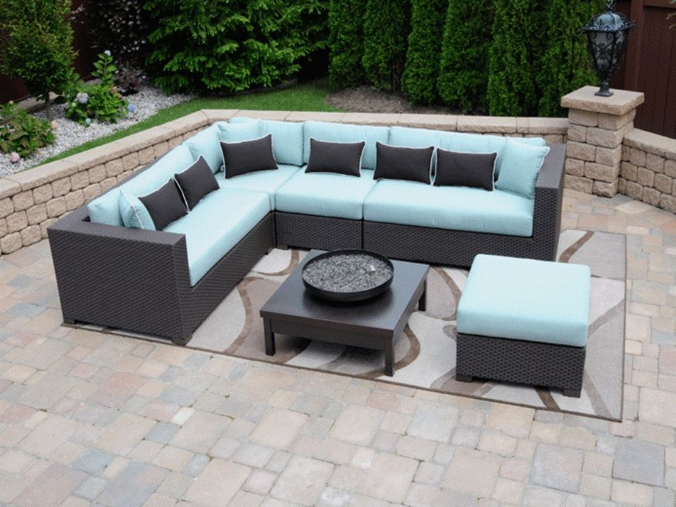 Beautiful Sectional Outdoor Furniture Clearance Sectional Patio With Regard To Sectio Clearance Patio Furniture Patio Furniture For Sale Wicker Patio Furniture