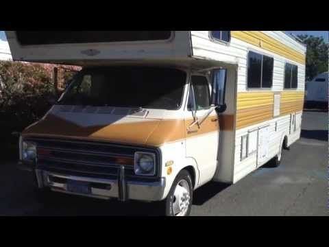 1976 Dodge Sportsman Rv (440 v-8) | Art Studio