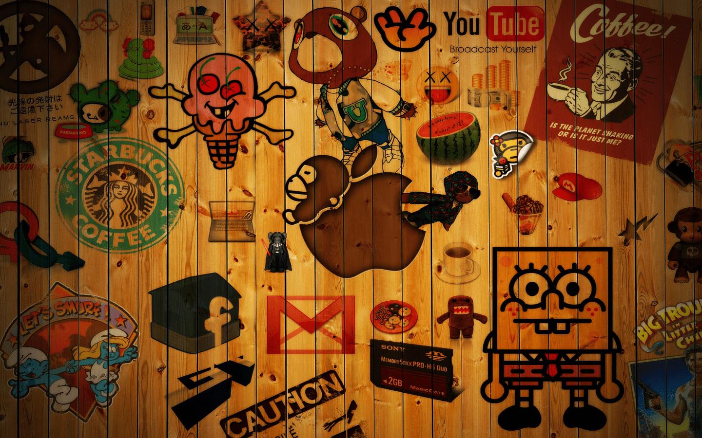 Ultra Hd 4k 1600 900 Fine Illustration Download Hd Desktop Mobile Wallpaper And Background Images Ultr Apple Logo Wallpaper Bape Wallpapers Cartoon Wallpaper