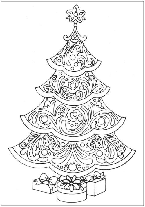 22 Christmas Coloring Books To Set The Holiday Mood Coloriage