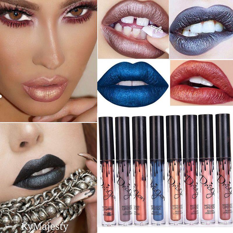 Velvet Lipstick | Velvet lipstick, Green beauty makeup
