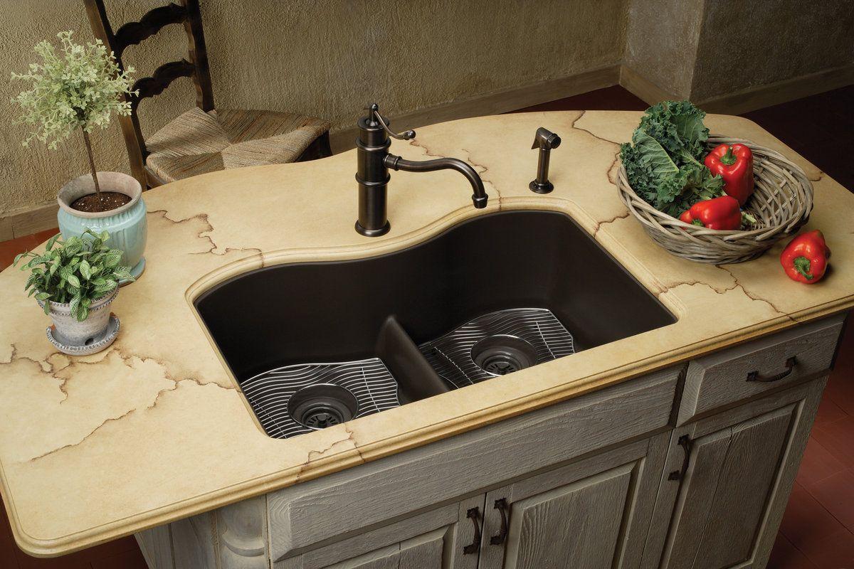 Top 15 Black Kitchen Sink Designs  Black Kitchens Sinks And Fascinating Undermount Kitchen Sink Inspiration Design