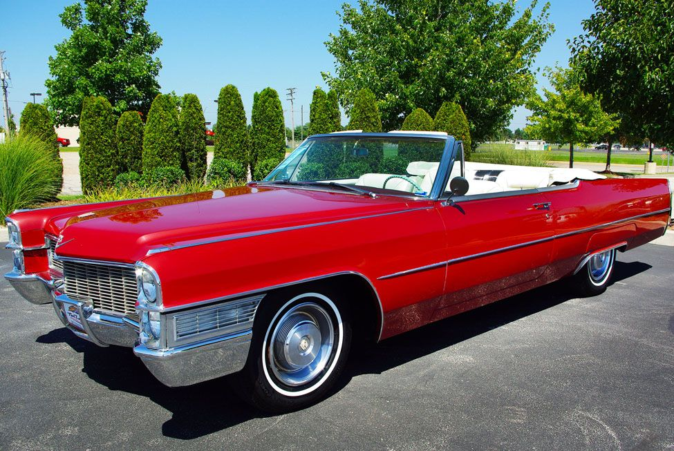 1965 Cadillac 1965 Cadillac Deville Convertible For Sale