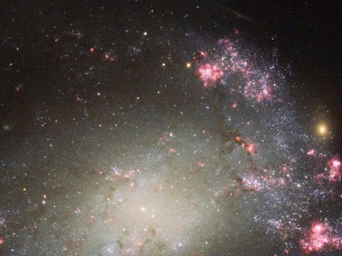 Un caos de estrellas