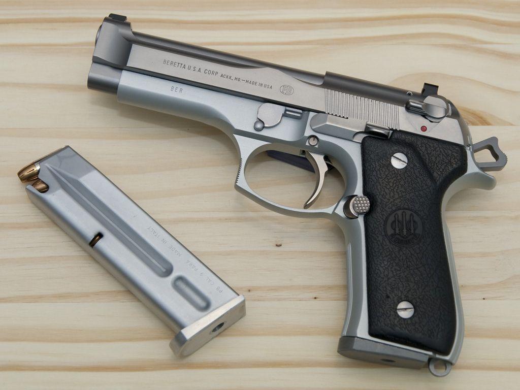 Beretta 92FS Inox - Calguns.net