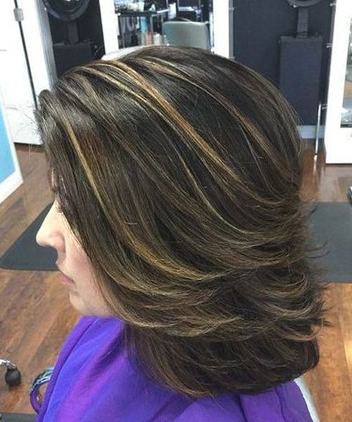33 Of The Preferred Medium Layered Hairstyles 2019 To Mesmerize Anyone Trendy Hairstyles Medium Layered Hair Medium Hair Styles Modern Shag Haircut