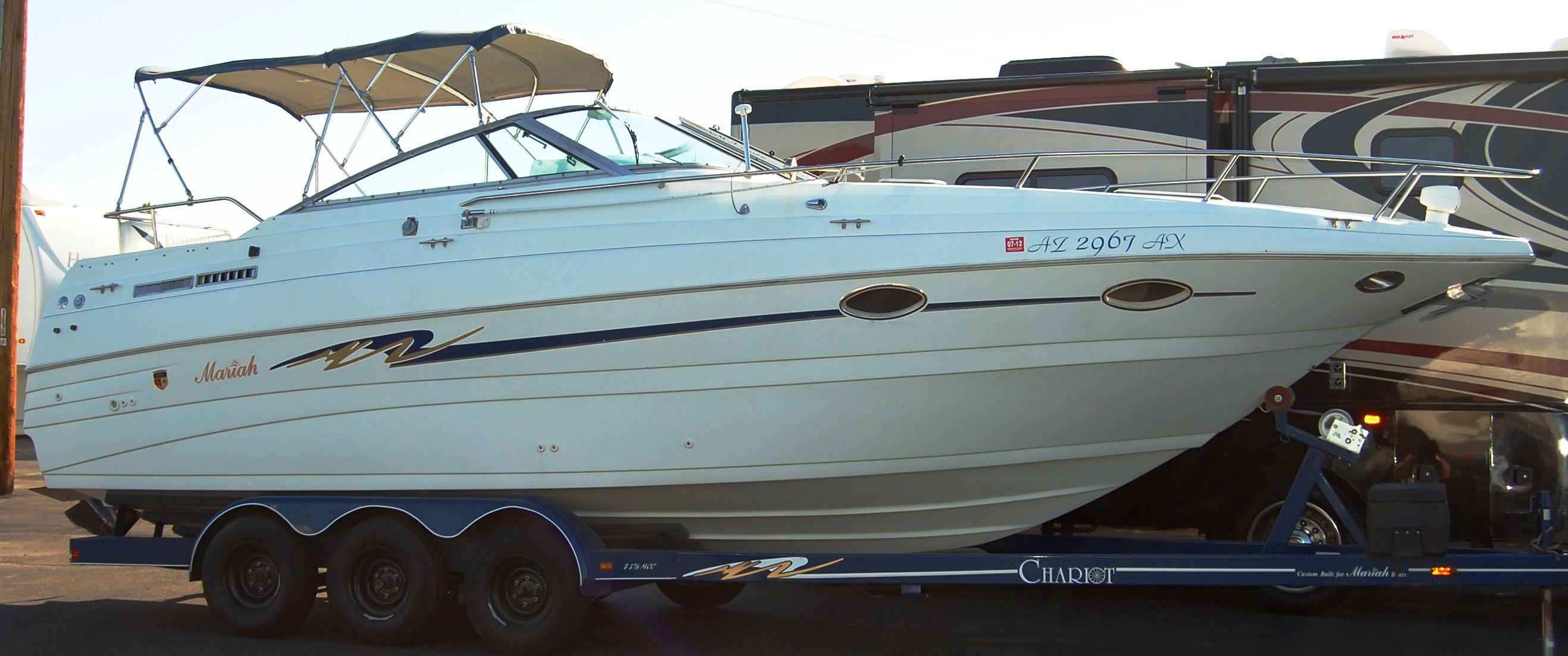 Consignment Dealership Cabin Cruiser Aluminum Trailer Rv For Sale
