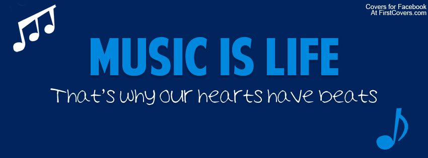 Music Quotes Cover Photos