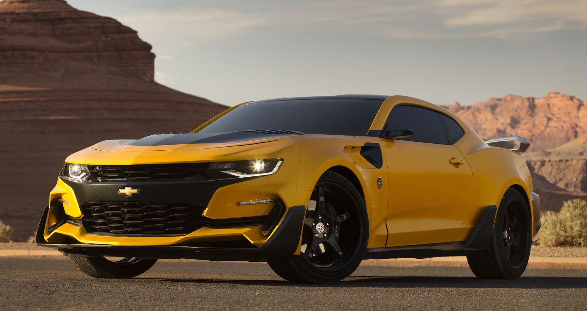 Transformers The Last Knight Bumblebee Camaro Revealed Chevrolet Camaro Bumblebee Chevy Camaro Zl1 Camaro