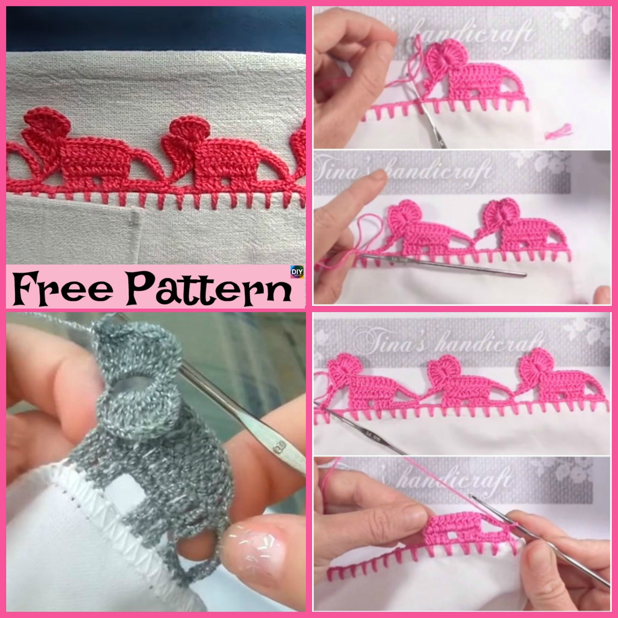 10 Crochet & Knit Amigurumi Elephant Free Patterns   Crochet ...   2000x2000
