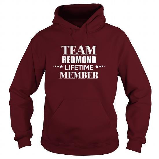 Awesome Tee REDMOND team REDMOND lifetime member shirts T shirts