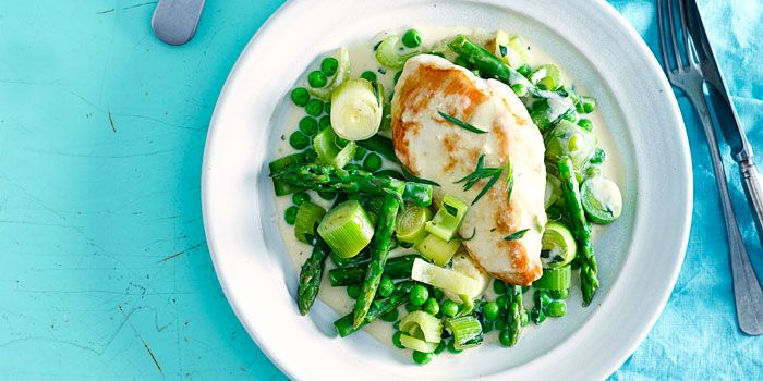 Healthy dinner ideas for two images