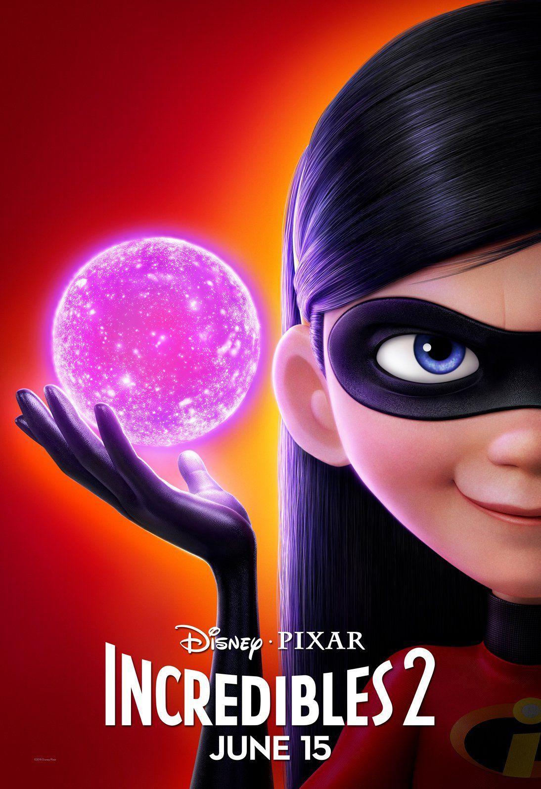 Pin De Carolina En Incredibles 2 Violeta Los Increibles Imagenes De Los Increibles Imagenes De Disney