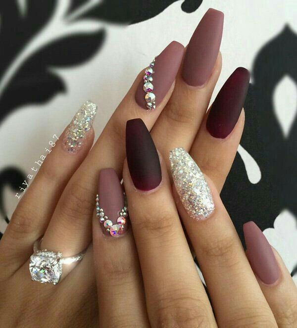 30 diy nail art makeup nail nail and teen nail designs 30 diy nail art prinsesfo Image collections