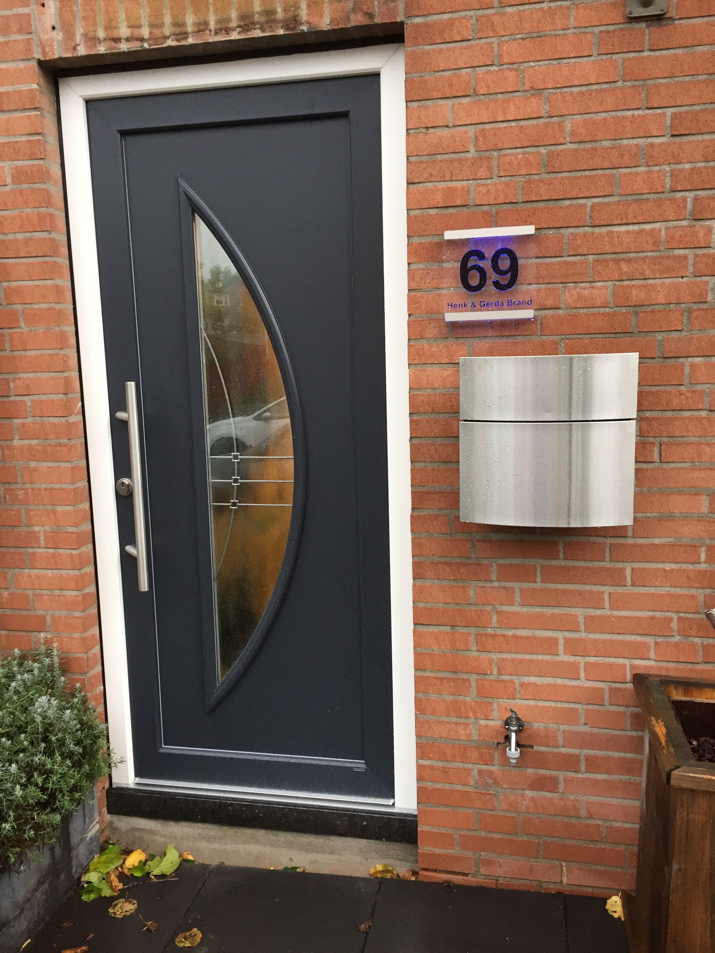 Also a nice front door?
