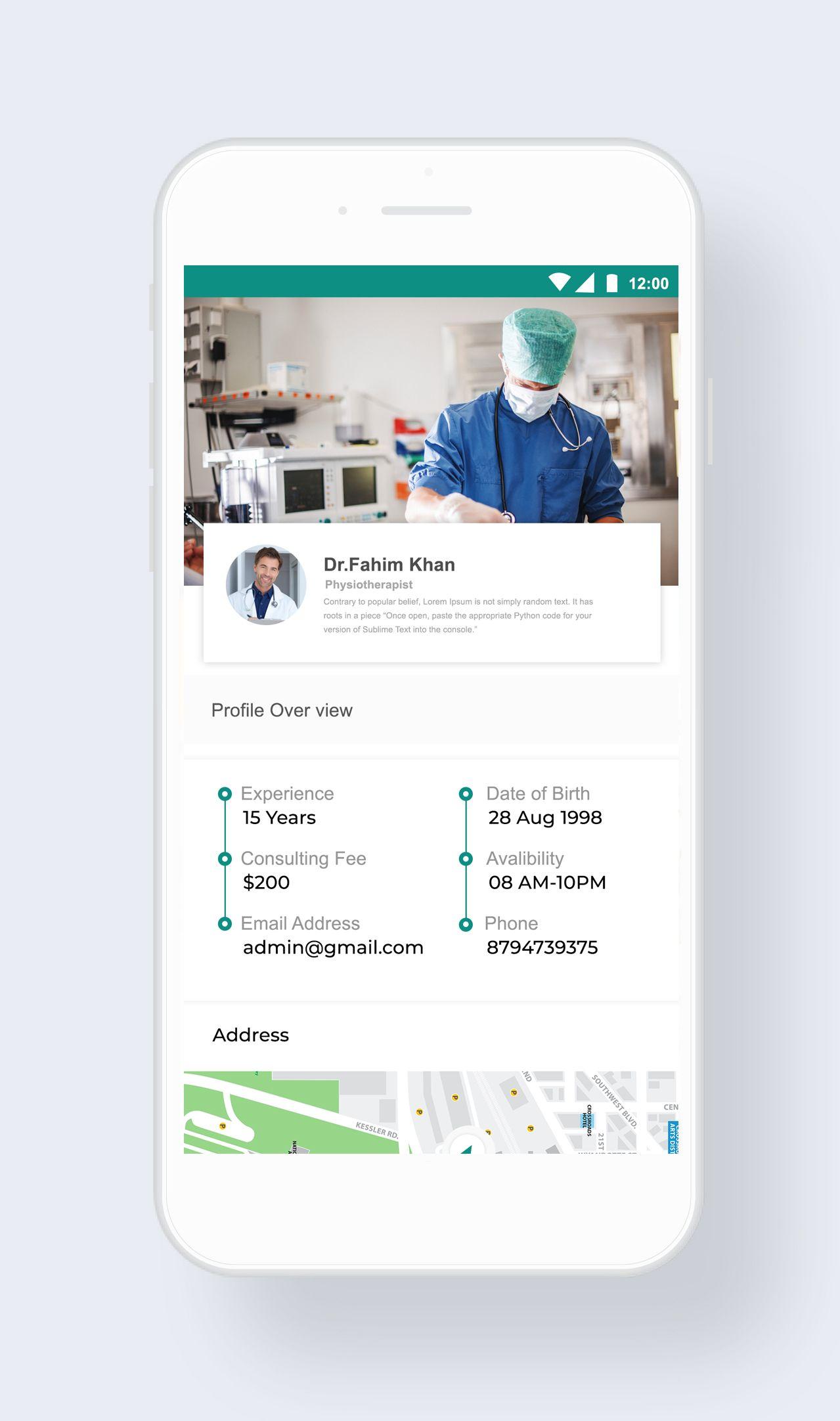 Hospital Automanager Apps Advance Hospital Management System