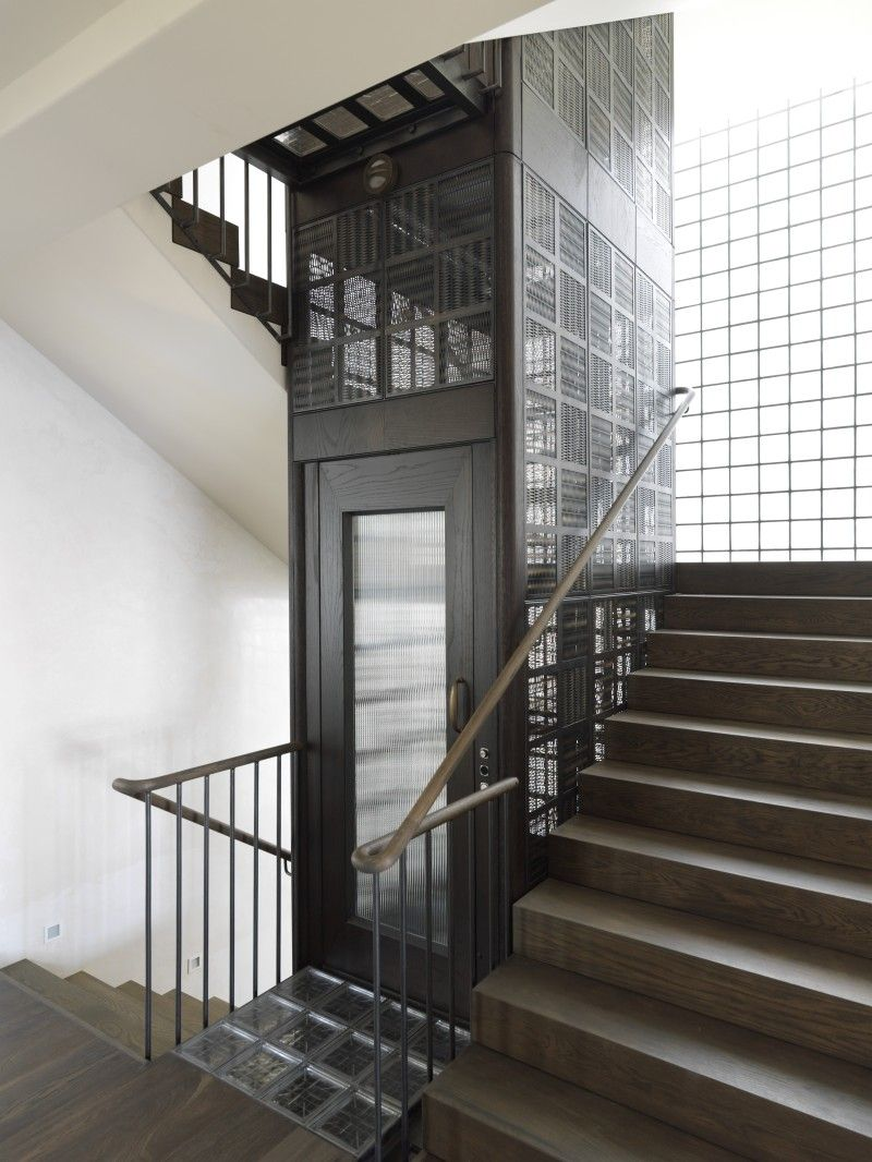 The Birdcage Lift Enquiry By Luigi Rosselli Architects