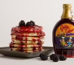 Blackberry Syrup Recipe by Fatfree n' Guiltless | ifood.tv