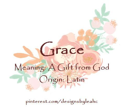 Baby girl name grace meaning a gift from god virtue name baby girl name grace meaning a gift from god virtue name negle Images