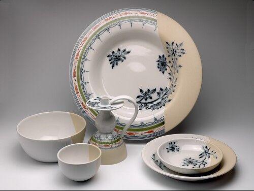 Hella Jongerius Service Non Temporary Tichelaar Makkum Hella Jongerius Ceramic Design Ceramics