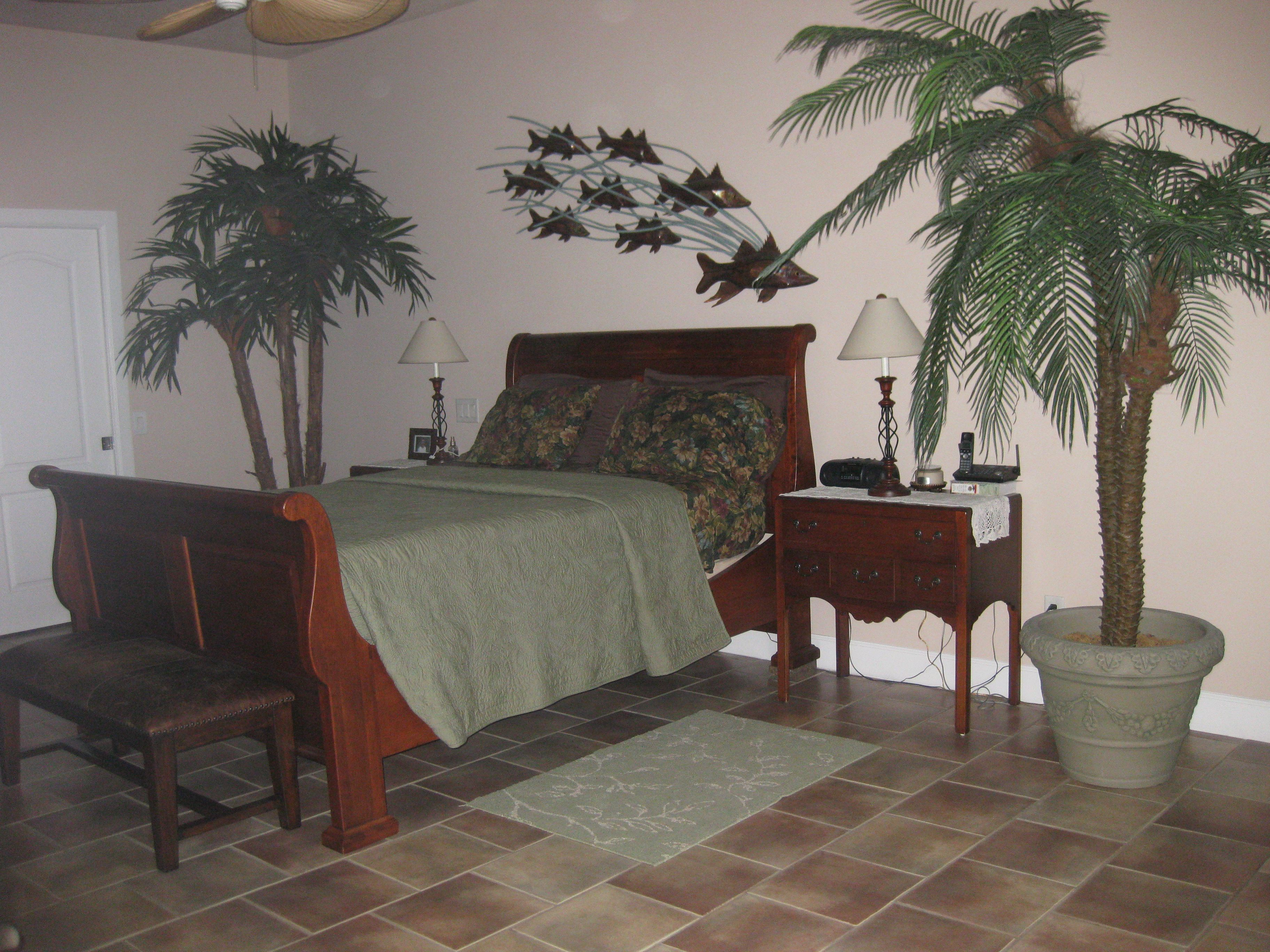 Master Bedroom Suite with Banana River Views