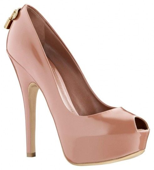 Louis Vuitton Oh Really pump in nude colorjpg 491544 Shoes
