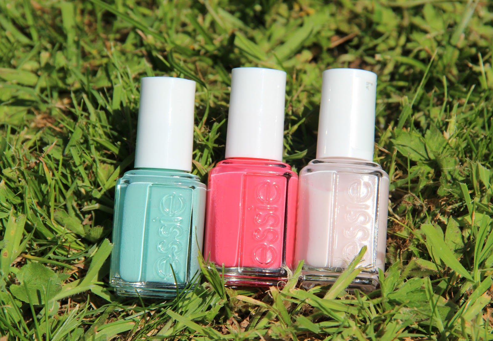 Love these Essie nail polishes! I have the pink and the blue | Nails ...