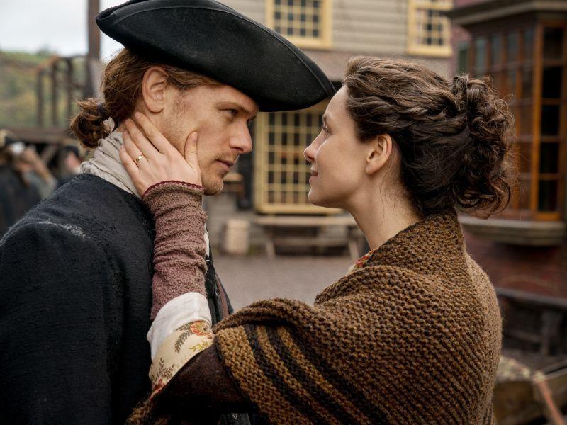Outlander Staffel 2 Deutsch Start