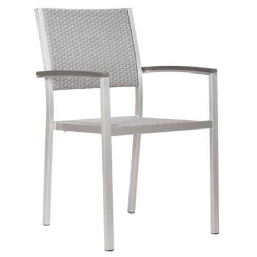 Metro Outdoor Dining Arm Chair Products Woven Dining