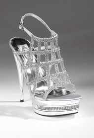 2ac4180fc3e4c9 Shoes - High Heel Birdcage Sandal from Camille La Vie and Group USA ...