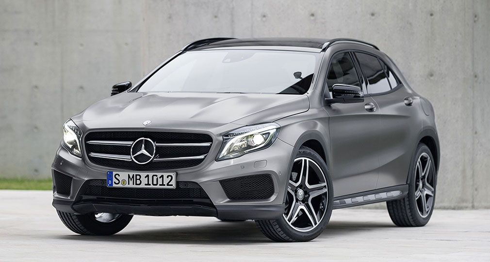 My Good Friend Just Bought This Mercedes Benz Gla 200 I Think It