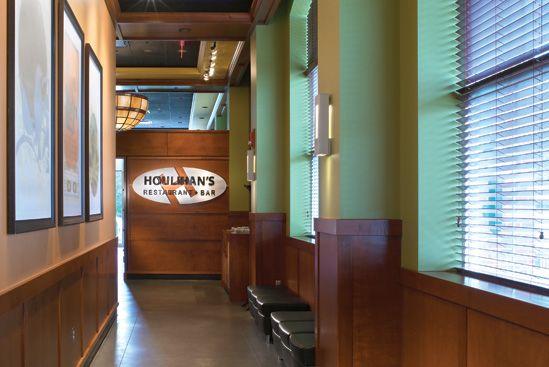 Houlihan's Restaurant in Hershey, PA - DInner before show  #Houlihans  #SoWinningThis