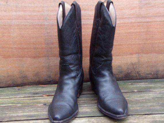 86558d5ec5b Vintage Judy Rothchild R Soles Men's Cowboy Boots by Vintage4Jeans ...