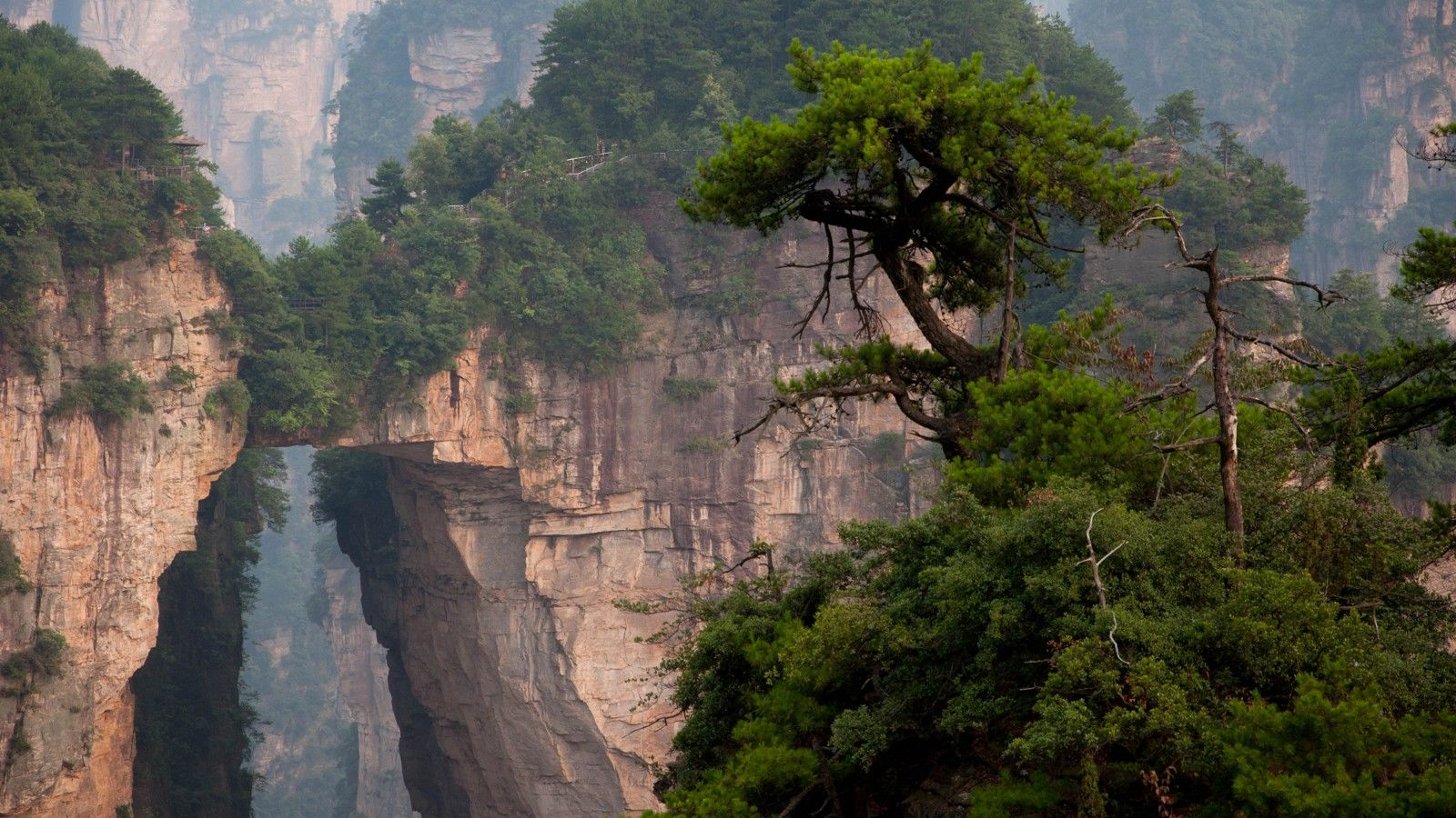 All 182 Screensavers On Your Amazon Fire Tv And Their Locations Photos National Parks Zhangjiajie Park Pictures