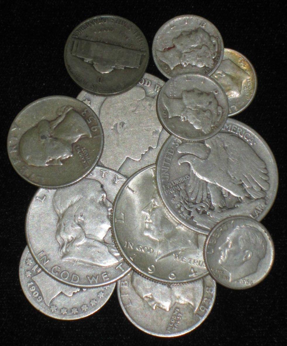 Ankauf Von Silbermünzen In Allen Legierungen Ob Gedenkmünzen Oder