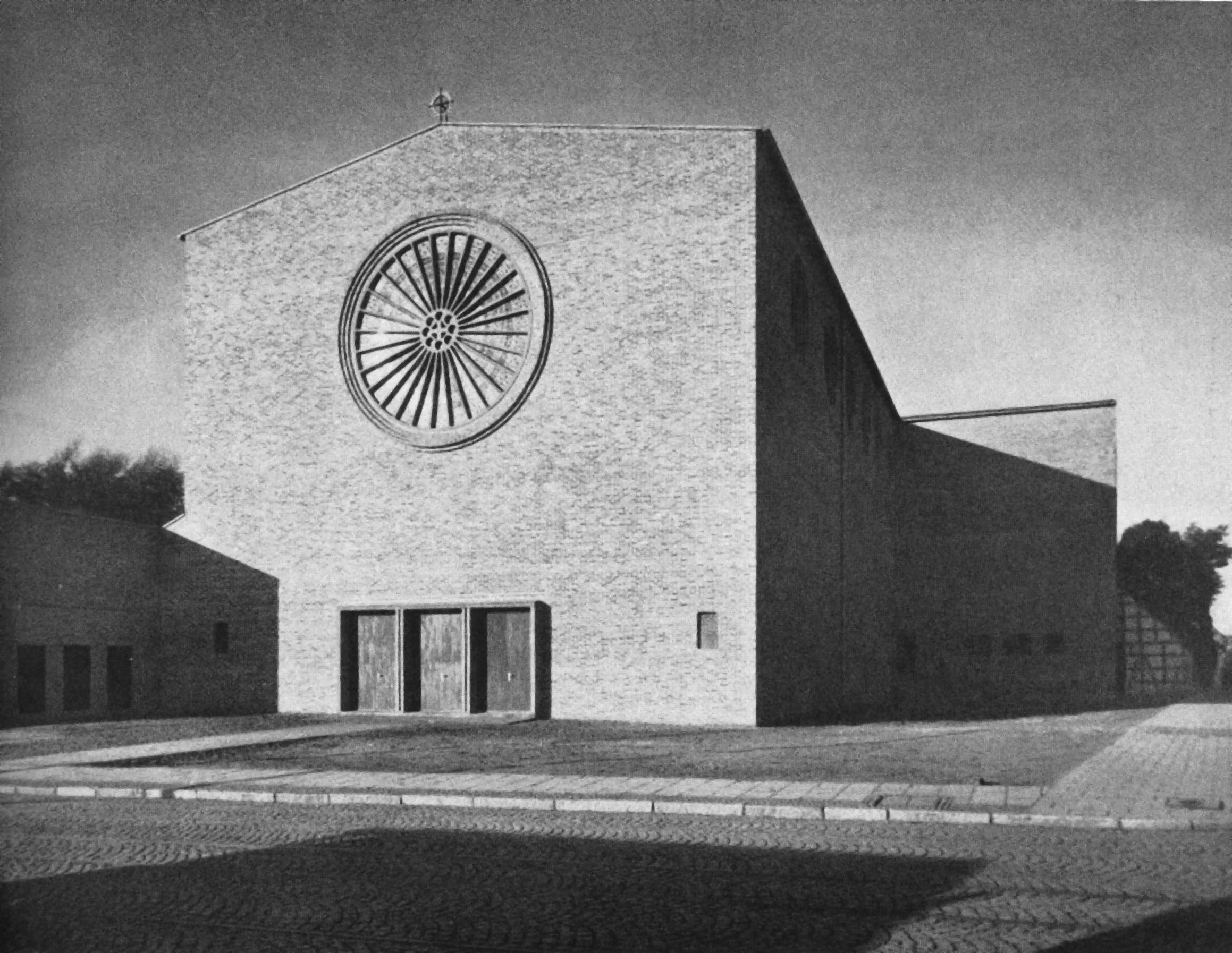 Innenarchitektur Osnabrück Studium heilige kreuz osnabrück schinkel by hugo schmoelz undef