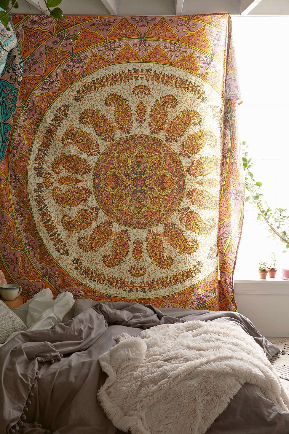 medallion tapestry p apartment from ankit wall full floral size
