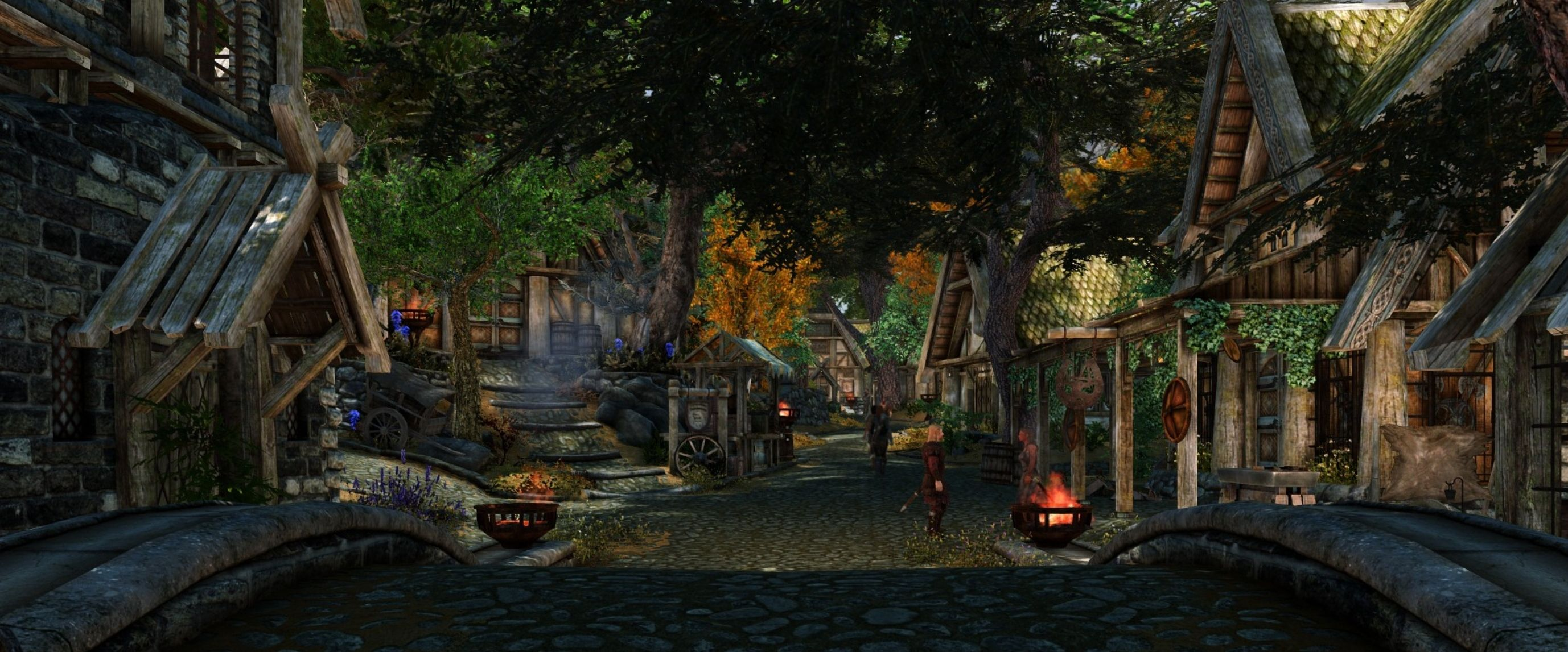 This Is How Whiterun Should Ve Looked When They Released Sse Games Skyrim Elderscrolls Be3 Gaming Videogames C Elder Scrolls Skyrim Skyrim Elder Scrolls