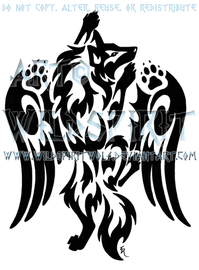 58215b624 Winged Climbing Wolf Tattoo by WildSpiritWolf.deviantart.com If you love  this tattoo design - please give my shop a quick peek.  savingscents.scentsy.co.uk I ...