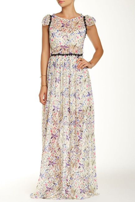 de0fff3a85 Free People Cherry Blossom Maxi Dress