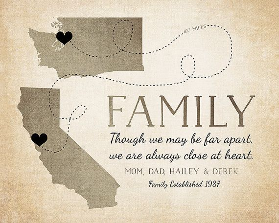 Family gift ideas long distance maps any maps california map family gift ideas long distance maps any maps california map washington map negle Choice Image