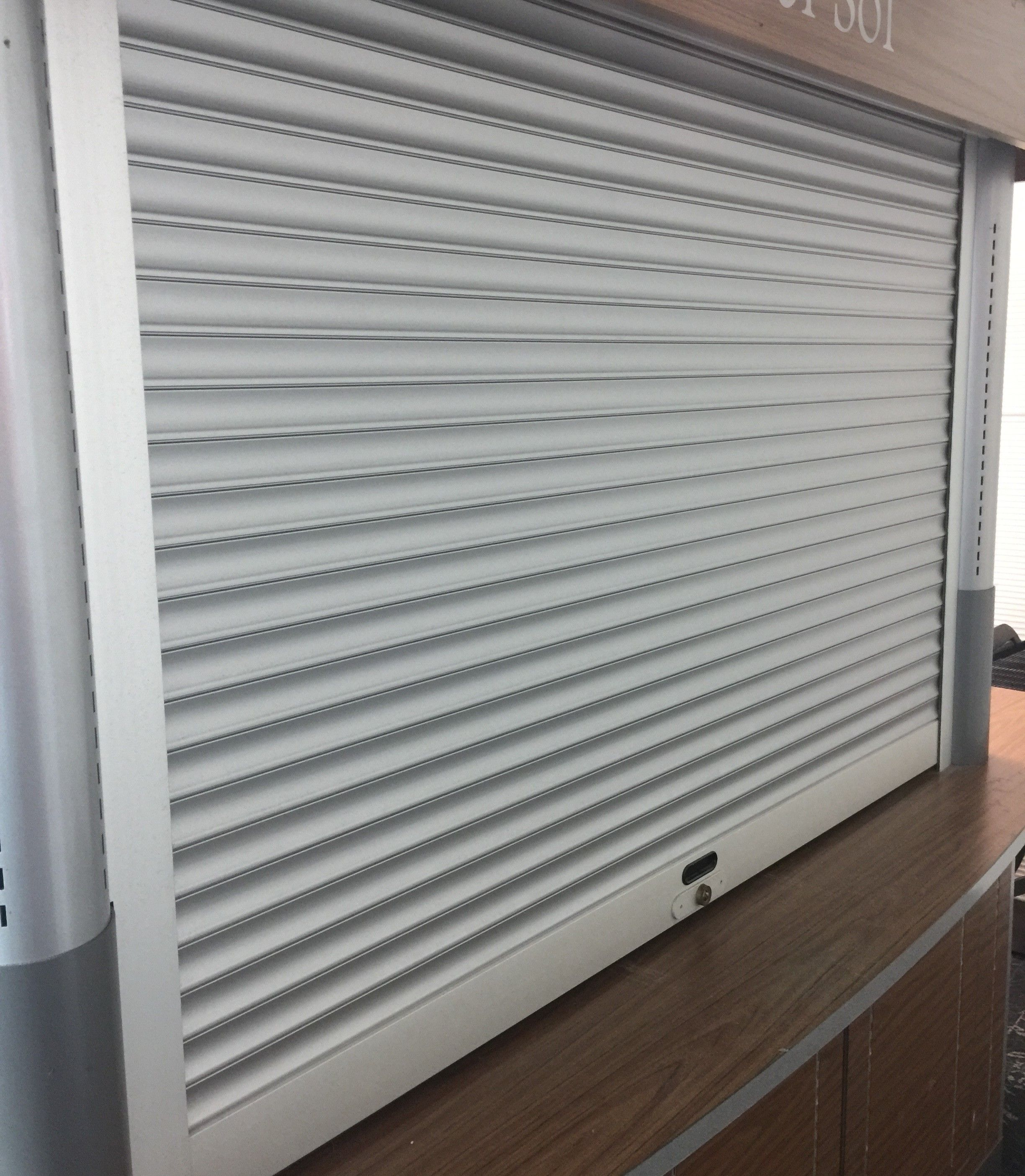 Always Nice To See Rollok Rolling Doors Or Rolling Shutters At