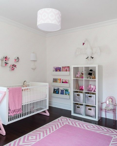Chambre Bébé Fille | Baby pregnancy, Kids rooms and Room ideas