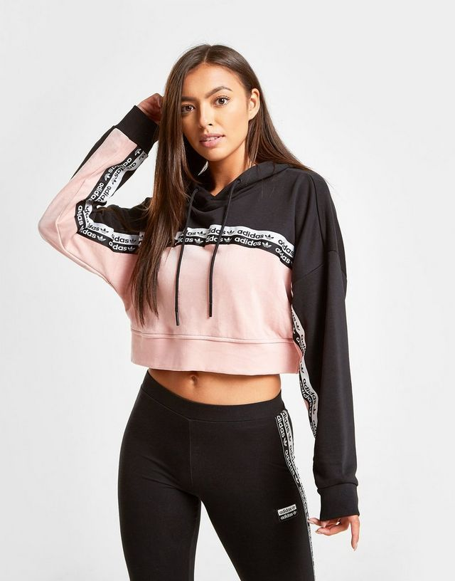 REA | Dam Blå Adidas Originals Damkläder | JD Sports Sverige
