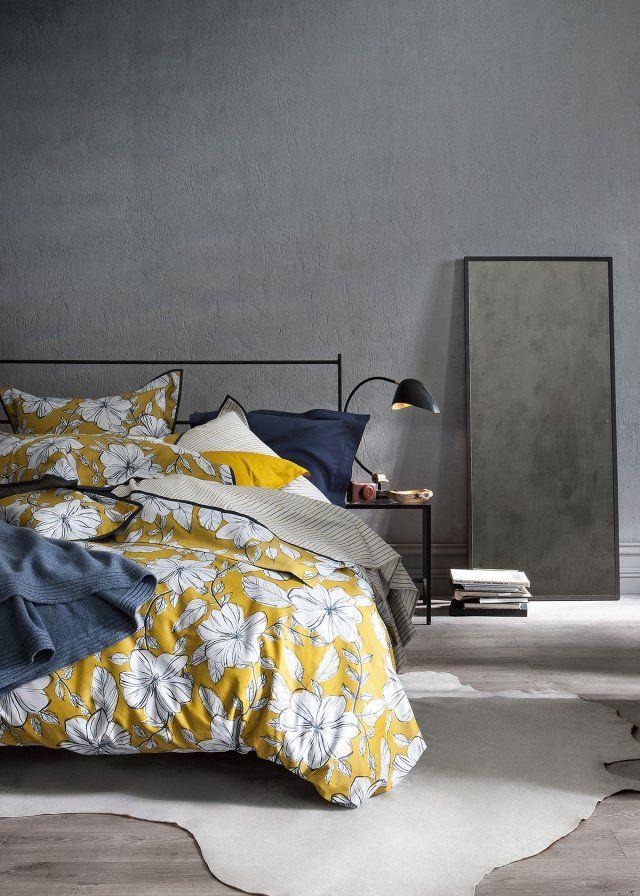 Adoptez la couleur jaune curry pour épicer votre déco | Bedrooms and ...