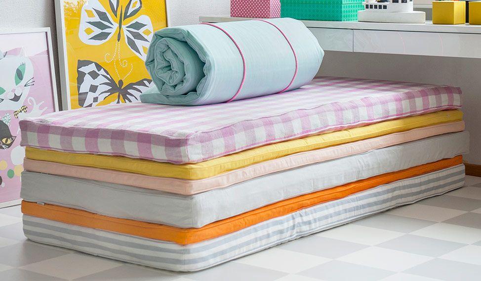 super idee bunte berz ge f r matratzen und. Black Bedroom Furniture Sets. Home Design Ideas
