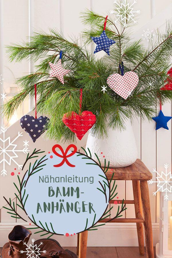 Photo of Nähanleitung Baumanhänger