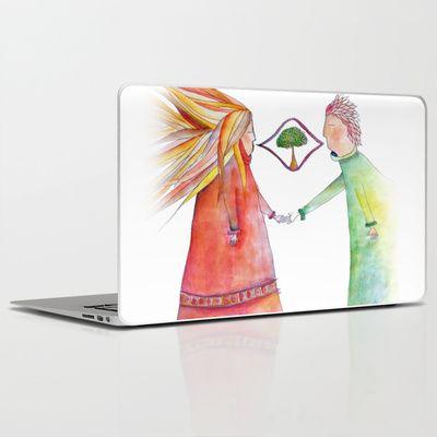 Loving Laptop & iPad Skin by Britt's ART - $30.00 (With ...
