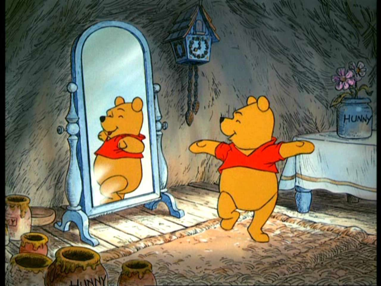 Wednesday Ramblings Pooh Quotes